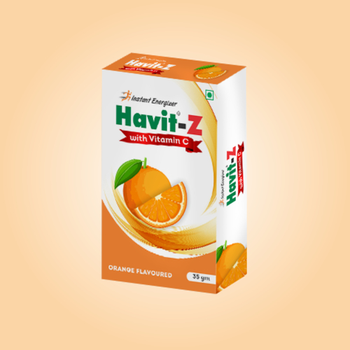 Vitamin C Instant Energizer Drink Powder