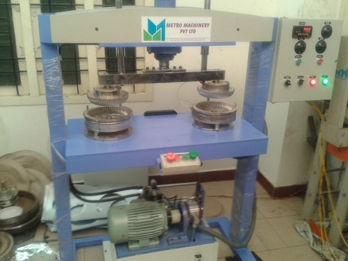 Hydraulic Semi Automatic Paper Plate Machine in  Chromepet