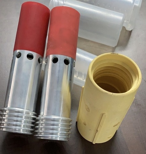 Double Venturi Boron Carbide Nozzle