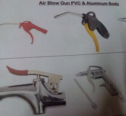 Pvc Air Blow Gun