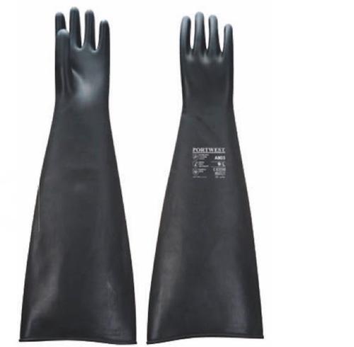 Hand Gloves With Gauntlet