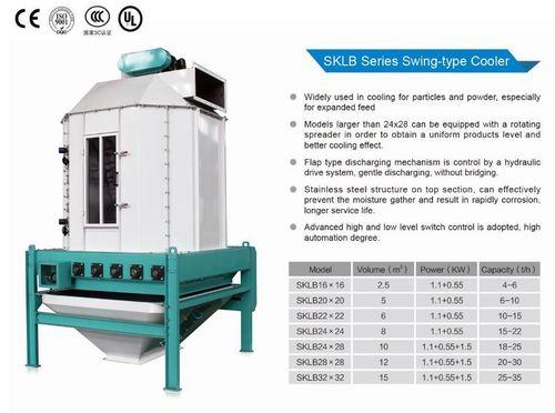 Sklb Series Tipping Type Counter-Flow Cooler