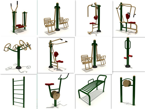 Outdoor Fitness Equipment At Best Price In Bharuch