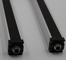 Wide Band Centering Sensors