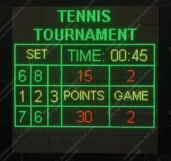 Multipurpose Scoreboard Matrix Display