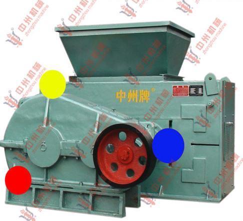 Carbon Powder Briquetting Machine