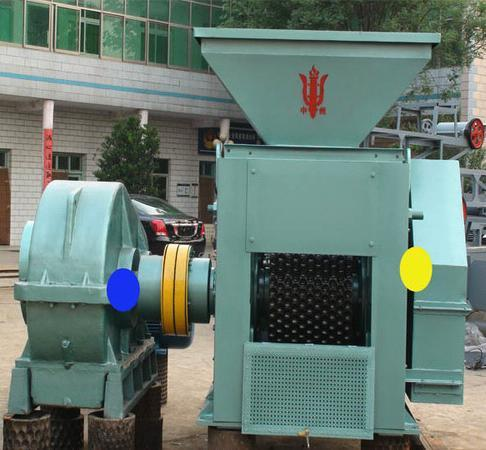 Powdered Carbon Briquetting Machine