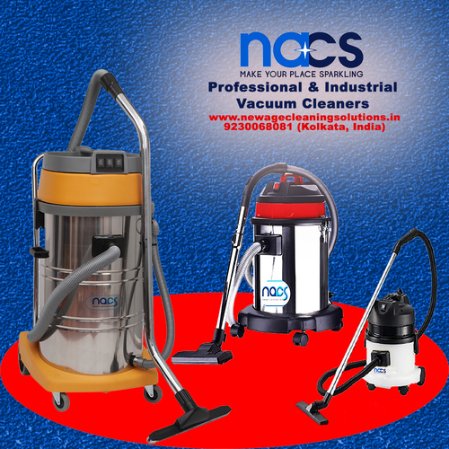 Industrial Wet Dry Vacuum Cleaners - NEW AGE CLEANING