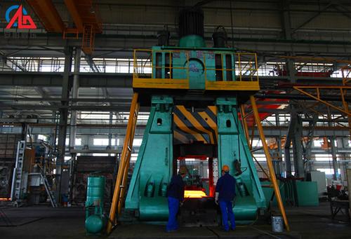 Closed Die Hydraulic Forging Hammer