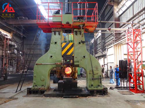 Open Die Hydraulic Forging Hammer