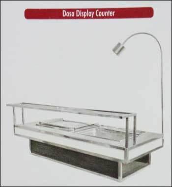 Dosa Display Counter (Steel And Wooden) in  Swaroop Nagar
