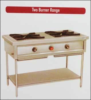Restaurant Two Burner Range