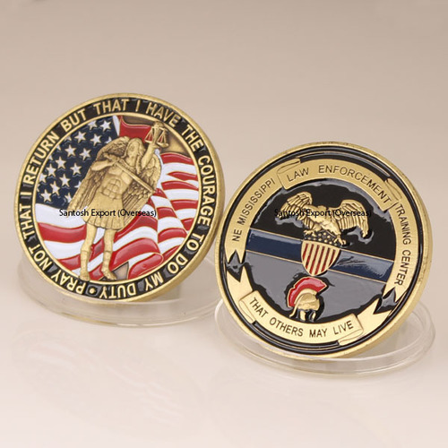 Commemorative Coin Souvenir