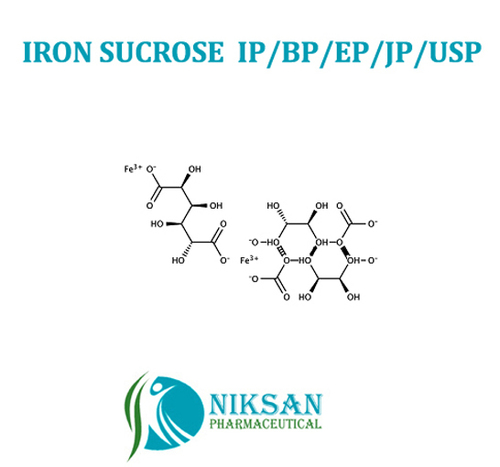 Iron Sucrose Ip/Bp/Usp/Ep