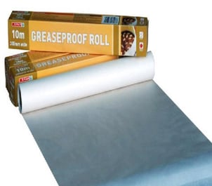Food Grade Rolled Greaseproof Paper