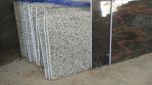 Mira White Granite in  Jigni