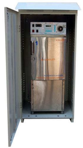 Refrigerated Composite Sampler