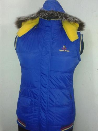 Ladies Sleeveless Jacket