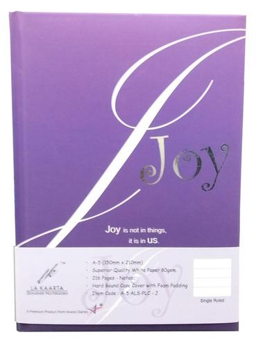 Note Book Joy in  Naraina - I