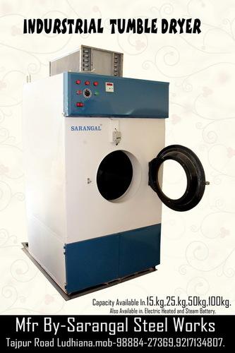 Industrial Tumbler Machines