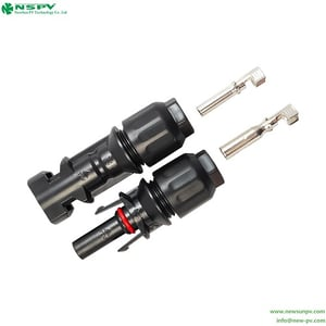 PV4.0 DC Connector Male Female Wire Connector Cable Connector