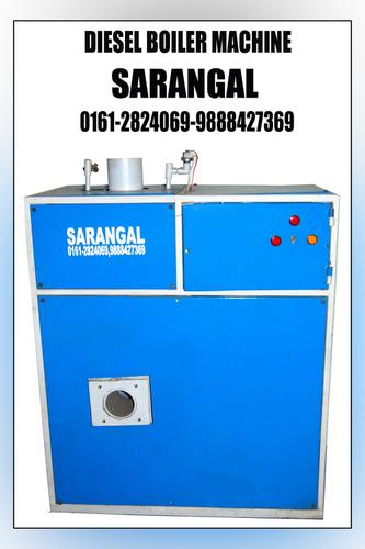 Automatic Diesel Boiler