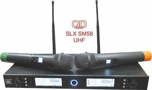 Professional Microphone UHF SLX SM58