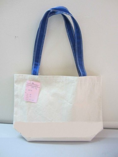 Handled Cotton Shopping Bag