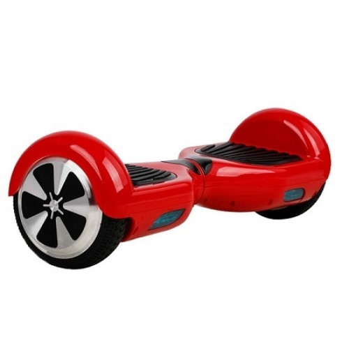 Robotouch Leanon Self Balancing Scooter With Bluetooth- Color Red (High Quality With Samsung Lithium Battery)
