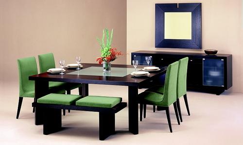 Outstanding Dining Table Prathamesh Furniture S 6B Narsingh Smruti Evergreenethics Interior Chair Design Evergreenethicsorg