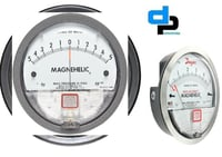 Magnehelic Gauge With High Accuracy