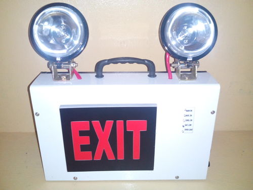 Industrial Emergency Lights-Halogen Model