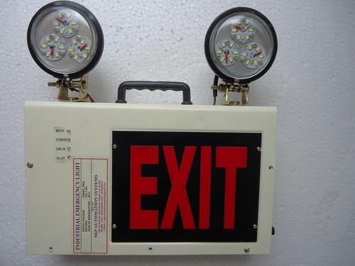 Industrial Emergency Lights-LED Model_1