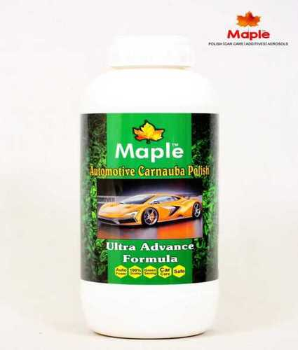 Automotive Carnauba Wax Body Polish
