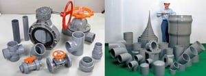 Drainage Pvc Pipe Fitting