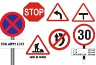 Traffic Refelctive Sign Boards