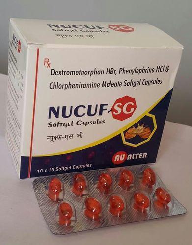 NUCUF-SG (Softgel Capsules) in   Manimajra