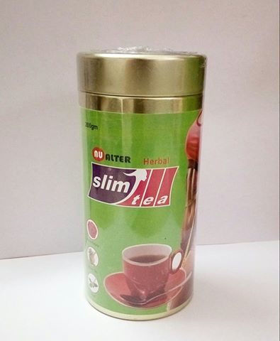 Ayurvedic Slim Tea (Herbal)