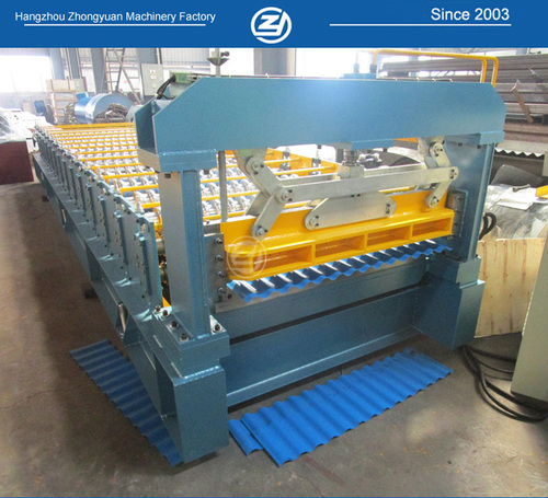 Wall Rollforming Machine