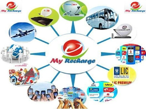 Booking And Recharge Software at Best Price in Jaipur