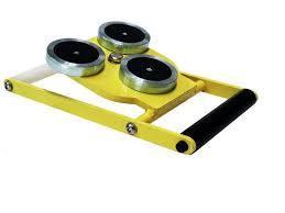 Yellow Pilot Ladder Magnet