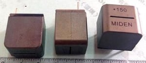 Power Inductor For Digital Amplifier
