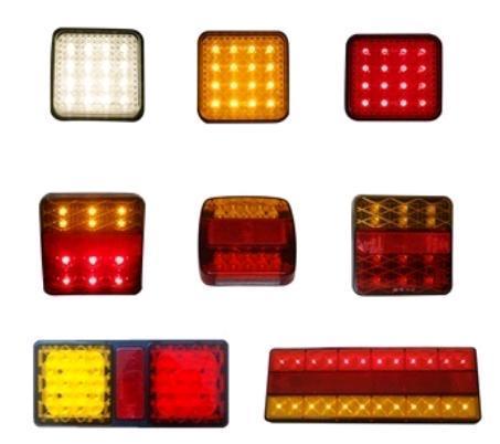 LED Truck Tail Light