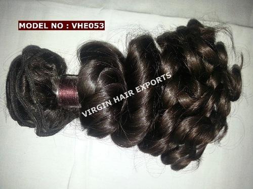 Virgin Wavy Hair Extension
