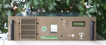 1KW Compact FM Transmitter
