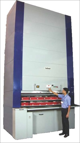 Automated Vertical Storage And Retrieval System (Instamat)