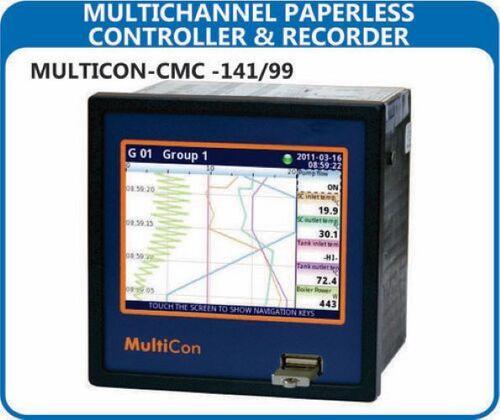 Multichannel Paperless Recorder