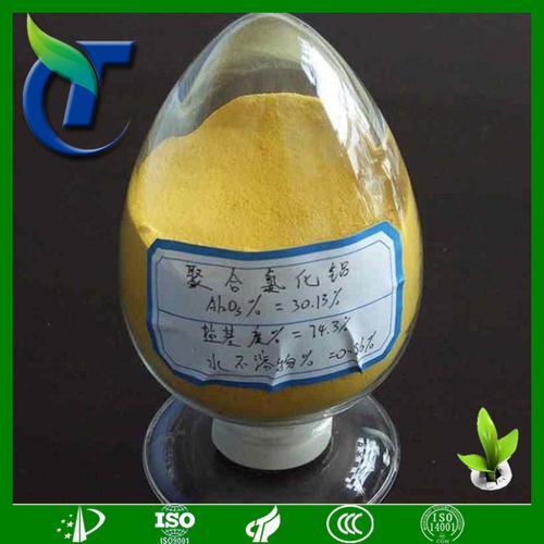 Water Coagulant Polyaluminium Chloride
