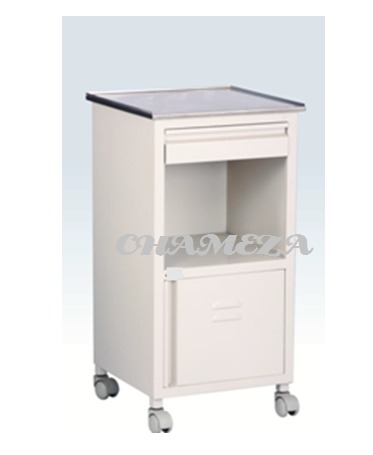 Patient Bed Side Cabinet