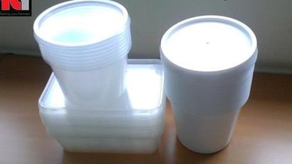Plastic Microwavable Food Containers - 100% Pp And Transparent